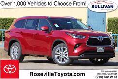2021_Toyota_Highlander_Hybrid Limited_ Roseville CA