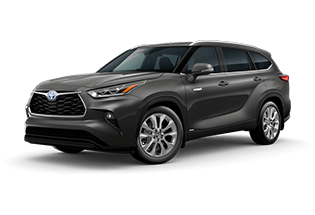 2021 Toyota Highlander Hybrid Limited San Francisco CA