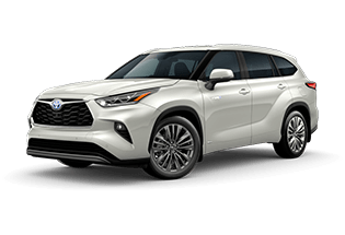 2021_Toyota_Highlander Hybrid_Platinum_ Santa Rosa CA