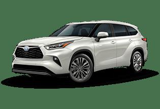 2021 Toyota Highlander Hybrid Platinum Santa Rosa CA