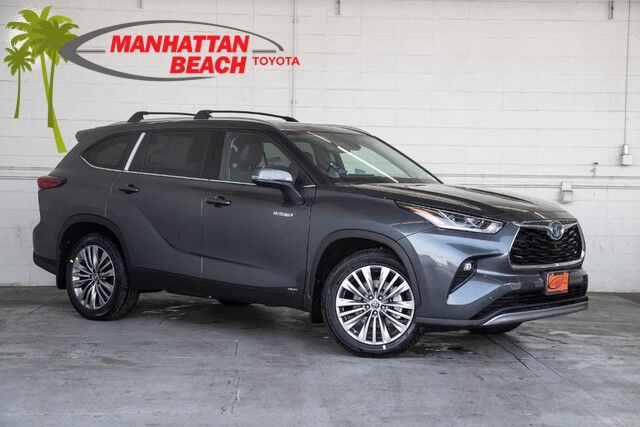 2021 Toyota Highlander Hybrid Platinum Manhattan Beach CA