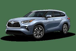 2021_Toyota_Highlander Hybrid_XLE_ Santa Rosa CA