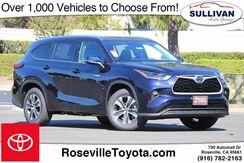 2021_Toyota_Highlander_Hybrid XLE_ Roseville CA