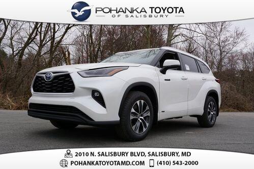2021_Toyota_Highlander Hybrid_XLE_ Salisbury MD