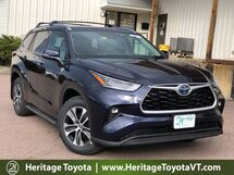 2021 Toyota Highlander Hybrid XLE South Burlington VT