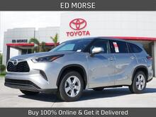 2021_Toyota_Highlander_L_ Delray Beach FL