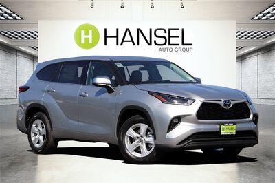 2021_Toyota_Highlander_LE_ Santa Rosa CA