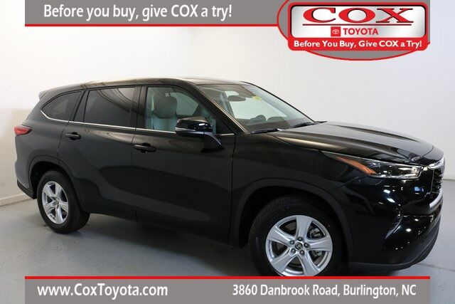 2021 Toyota Highlander LE Burlington NC