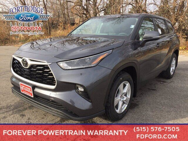 2021 Toyota Highlander LE Fort Dodge IA