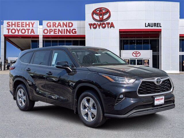 2021 Toyota Highlander LE Laurel MD