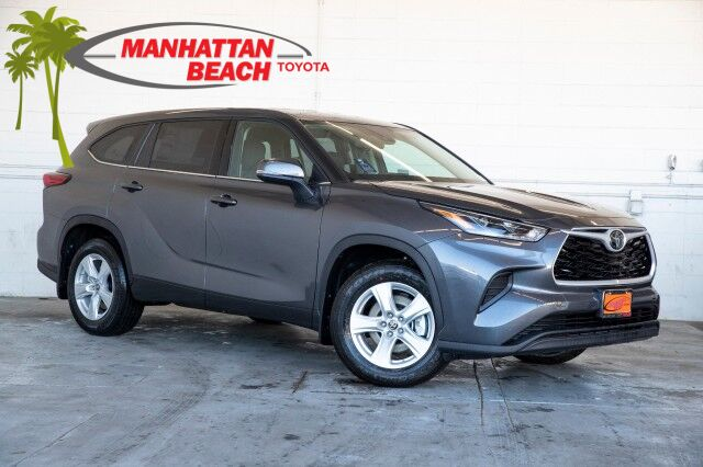 2021 Toyota Highlander LE Manhattan Beach CA