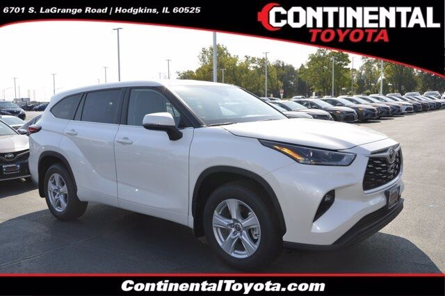 2021 Toyota Highlander LE V6 Chicago IL