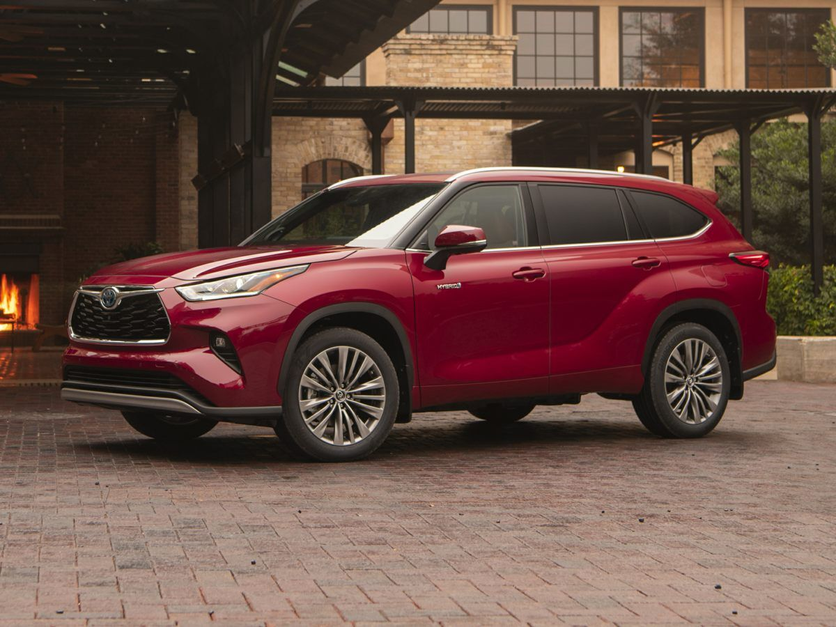 2021 Toyota Highlander LTD Danbury CT