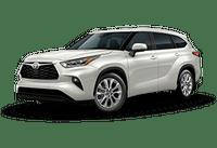 Toyota Highlander Limited 2021