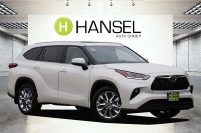 2021_Toyota_Highlander_Limited_ Santa Rosa CA