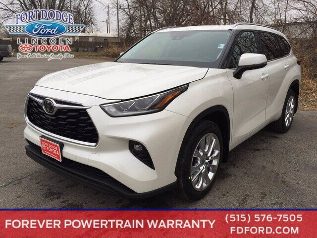 2021 Toyota Highlander Limited Fort Dodge IA