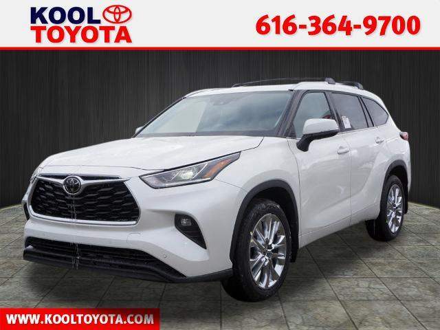 2021 Toyota Highlander Limited Grand Rapids MI