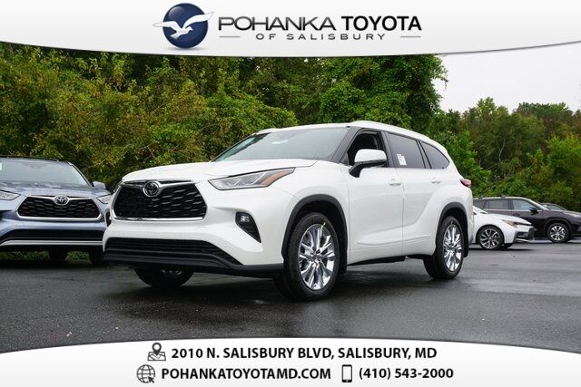 2021 Toyota Highlander Limited Salisbury MD