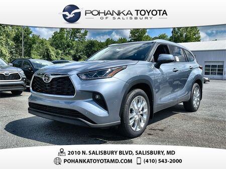2021_Toyota_Highlander_Limited_ Salisbury MD