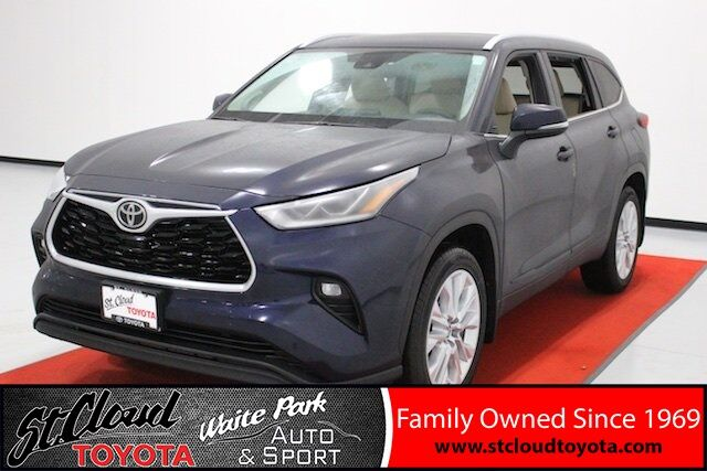 2021 Toyota Highlander Limited Waite Park MN
