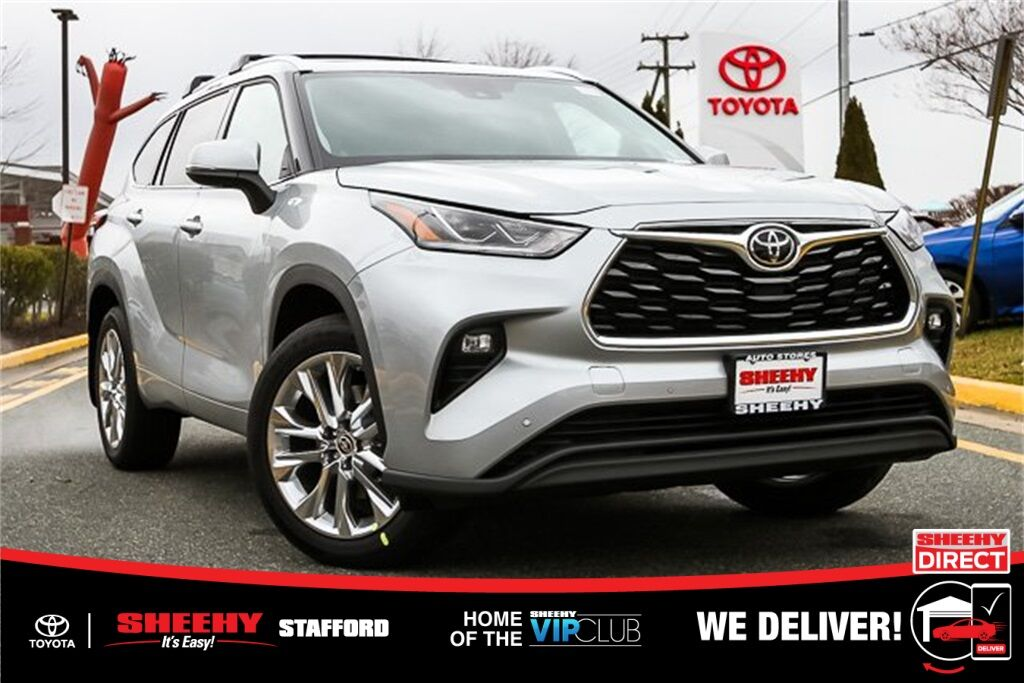 2021 Toyota Highlander Limited Stafford VA