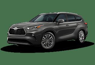 2021 Toyota Highlander Platinum Santa Rosa CA