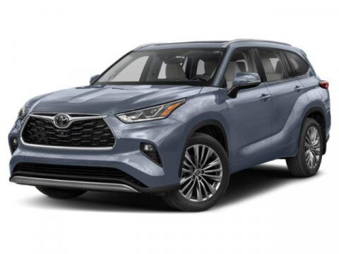 2021 Toyota Highlander Platinum Brewer ME
