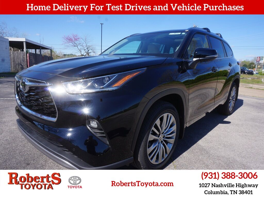 2021 Toyota Highlander Platinum Columbia TN