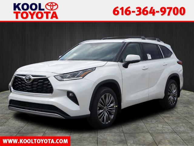 2021 Toyota Highlander Platinum Grand Rapids MI