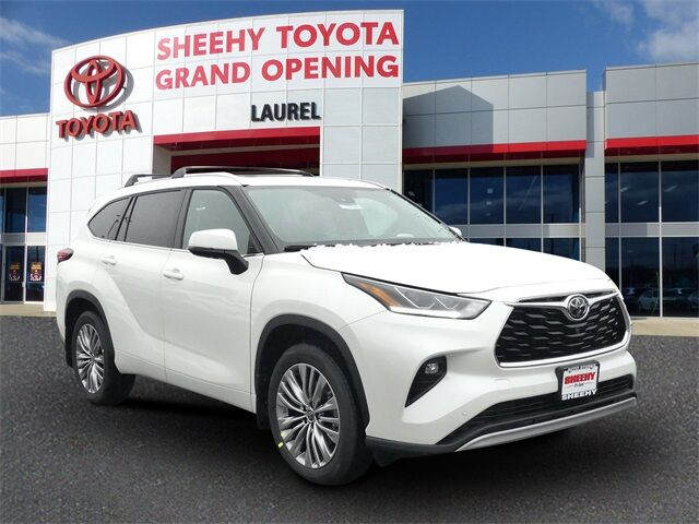 2021 Toyota Highlander Platinum Laurel MD