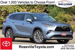 2021_Toyota_Highlander_Platinum_ Roseville CA