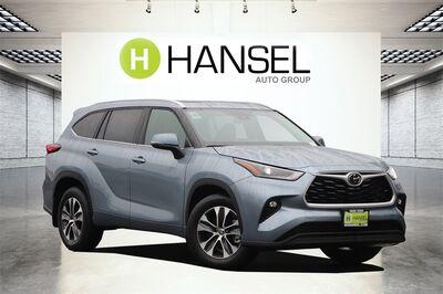 2021_Toyota_Highlander_XLE_ Santa Rosa CA