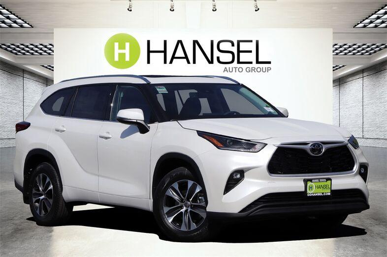 2021 Toyota Highlander XLE Santa Rosa CA