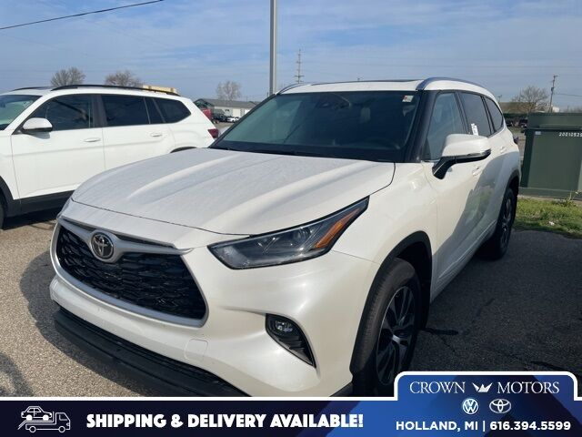 2021 Toyota Highlander XLE Holland MI