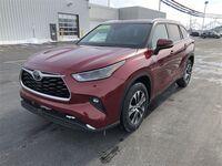 Toyota Highlander XLE 2021