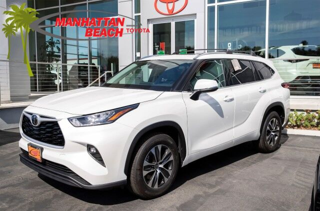 2021 Toyota Highlander XLE Manhattan Beach CA