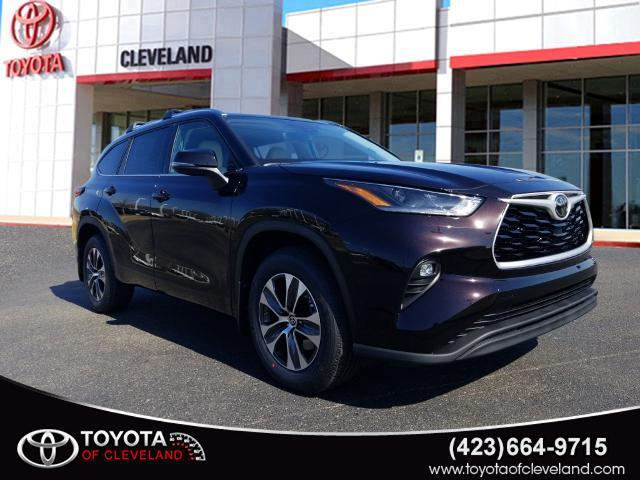 2021 Toyota Highlander XLE McDonald TN