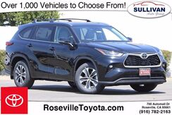 2021_Toyota_Highlander_XLE_ Roseville CA