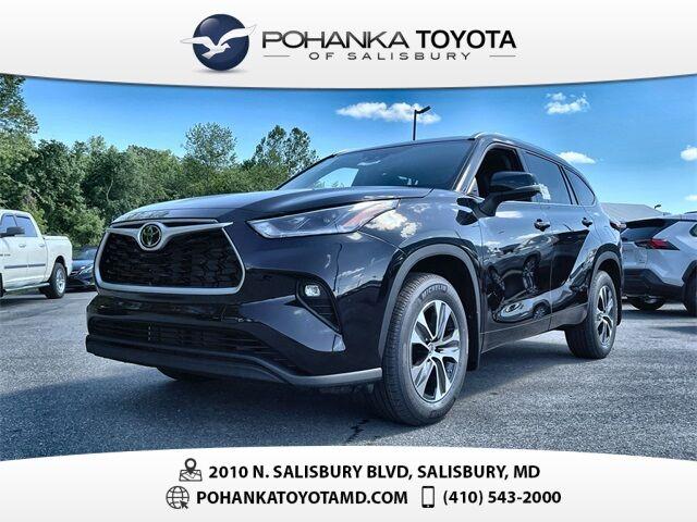 2021 Toyota Highlander XLE Salisbury MD