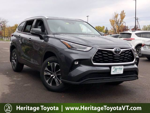 2021 Toyota Highlander XLE South Burlington VT