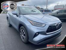 2021_Toyota_Highlander_XLE V6 FWD_ Central and North AL