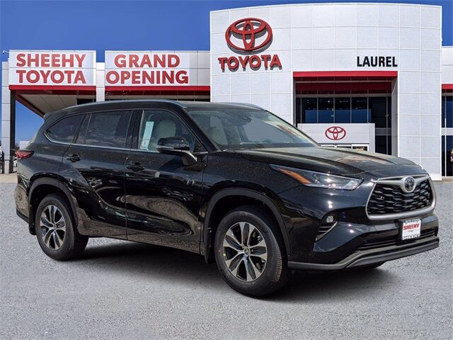 2021 Toyota Highlander XLE Laurel MD