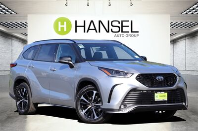 2021_Toyota_Highlander_XSE_ Santa Rosa CA