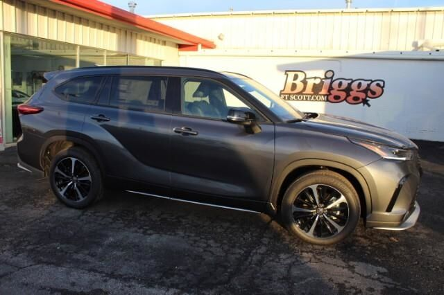 2021 Toyota Highlander XSE AWD Fort Scott KS