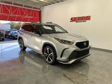 2021_Toyota_Highlander_XSE_ Central and North AL