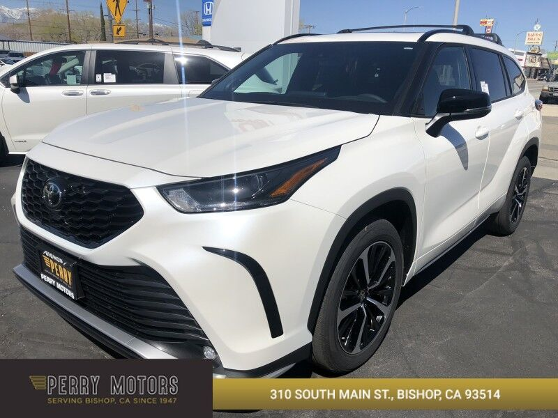 2021 Toyota Highlander XSE Bishop CA