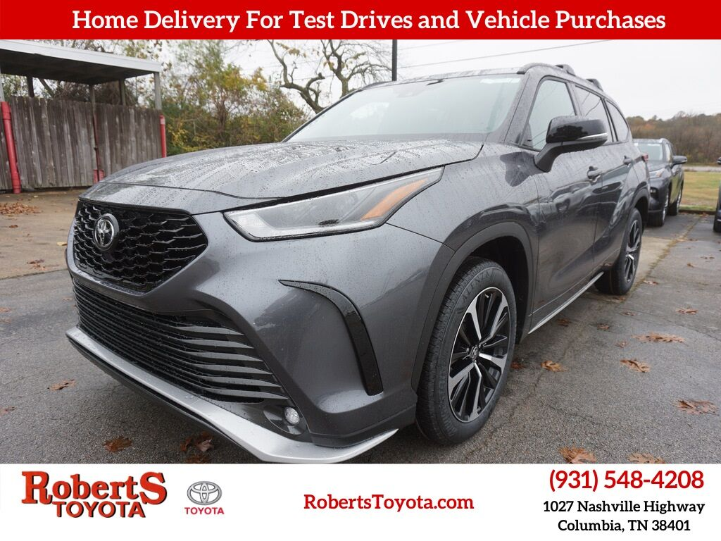 2021 Toyota Highlander XSE Columbia TN