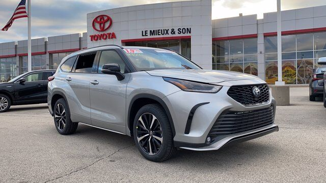 2021 Toyota Highlander XSE Green Bay WI