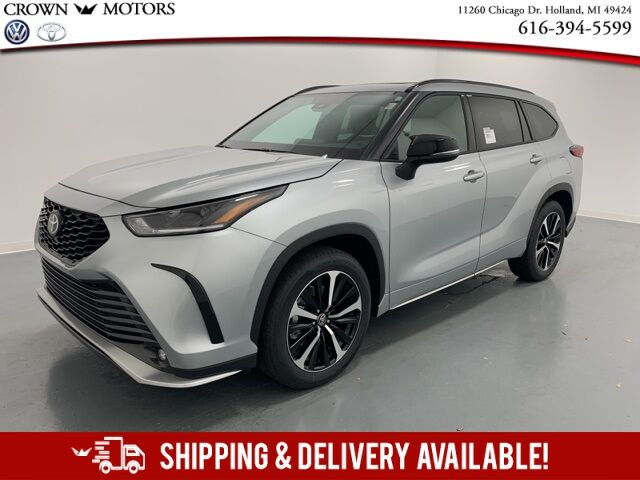 2021 Toyota Highlander XSE Holland MI