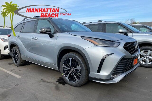 2021 Toyota Highlander XSE Manhattan Beach CA